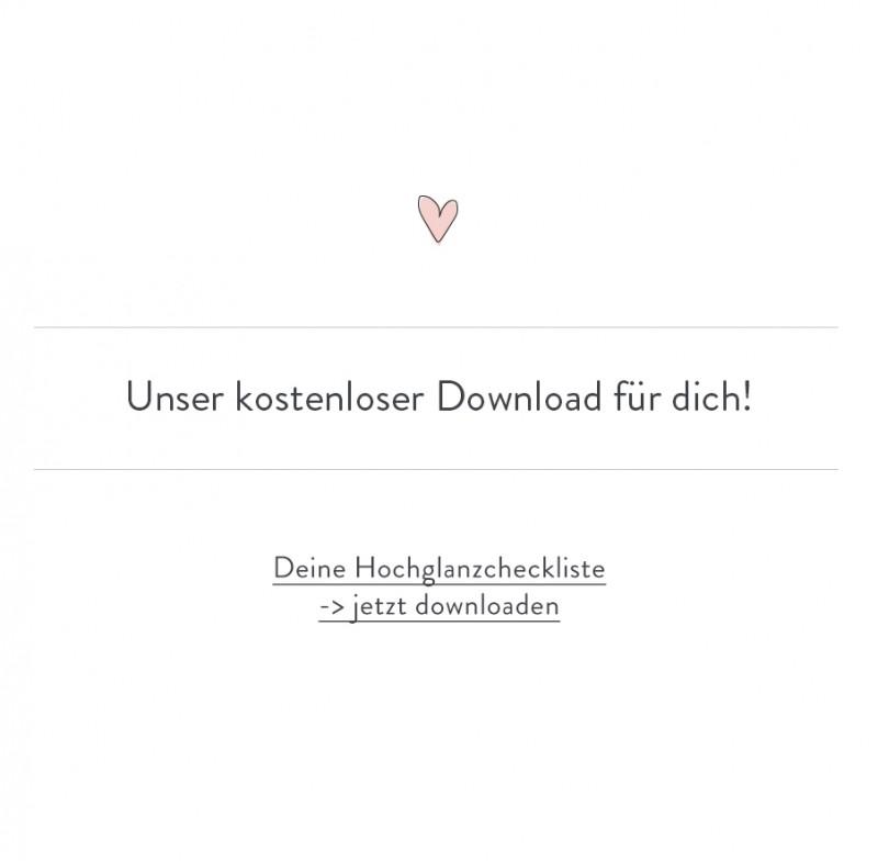 Download Hochglanzcheckliste
